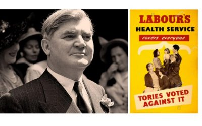 Speech 10: Aneurin Bevan (they are lower than vermin)