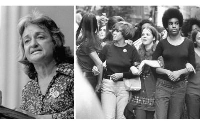 Speech 09: Betty Friedan (don't iron while the strike is hot!)