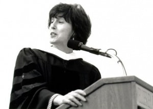 Speech 25:  Nora Ephron (be the heroine of your life)