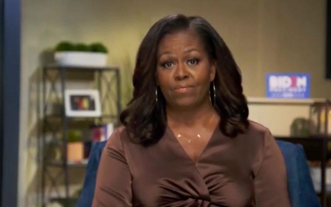 Michelle Obama Speech 2020