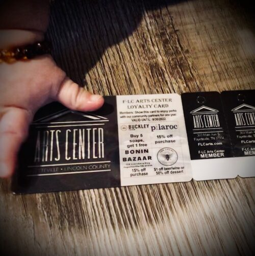 The Community Loyalty Card is HERE!