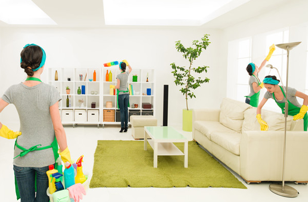 HouseCleaning_Home Page