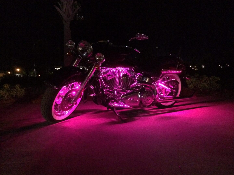 Multi Color Pink