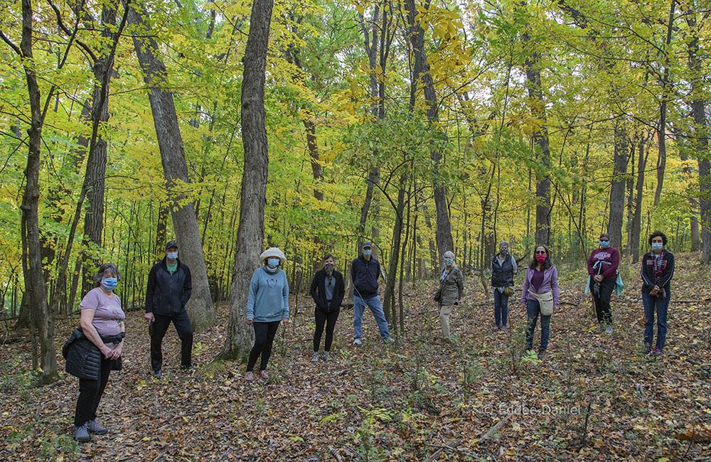 The Urban Wilderness Explorers at Grobschmidt Park