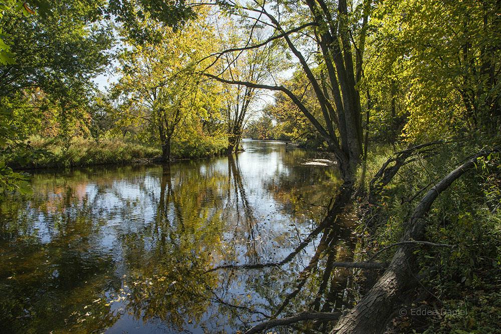 Milwaukee River idyll