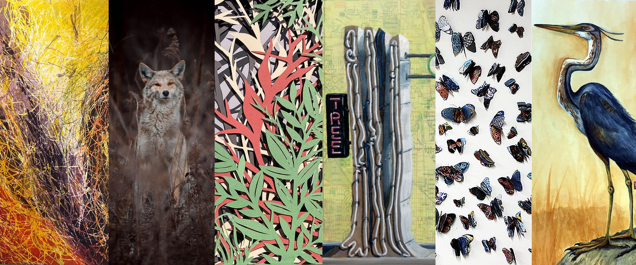 ARTservancy collage