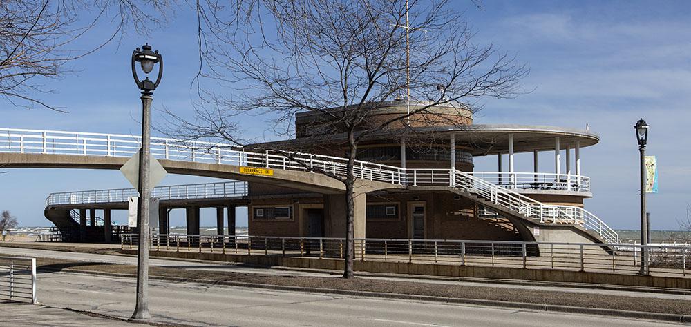 Bradford Beach Pavilion