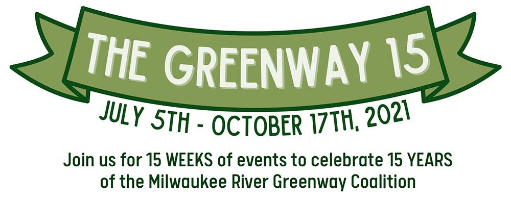 Greenway 15 banner