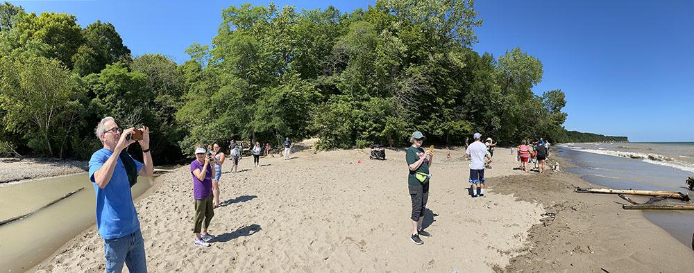 Grant Park Beach