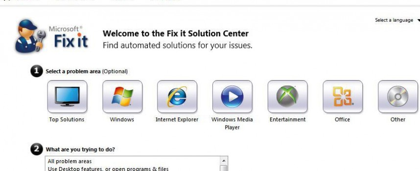 Can't uninstall a Program?