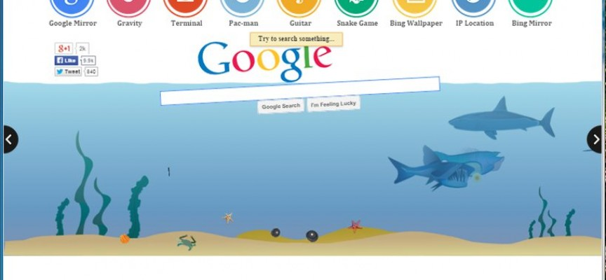 elgooG Funnies.. Did you know you About This?