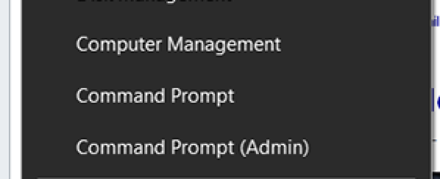 Windows 10 Alternate Start Menu