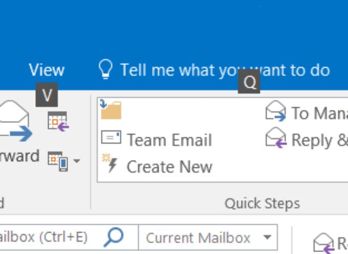 Microsoft Outlook Shortcuts 1