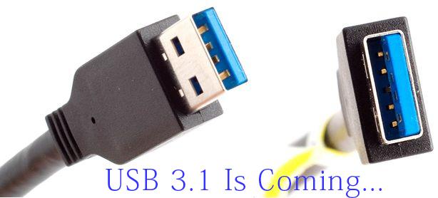 Hot PC Tips - USB 3.1