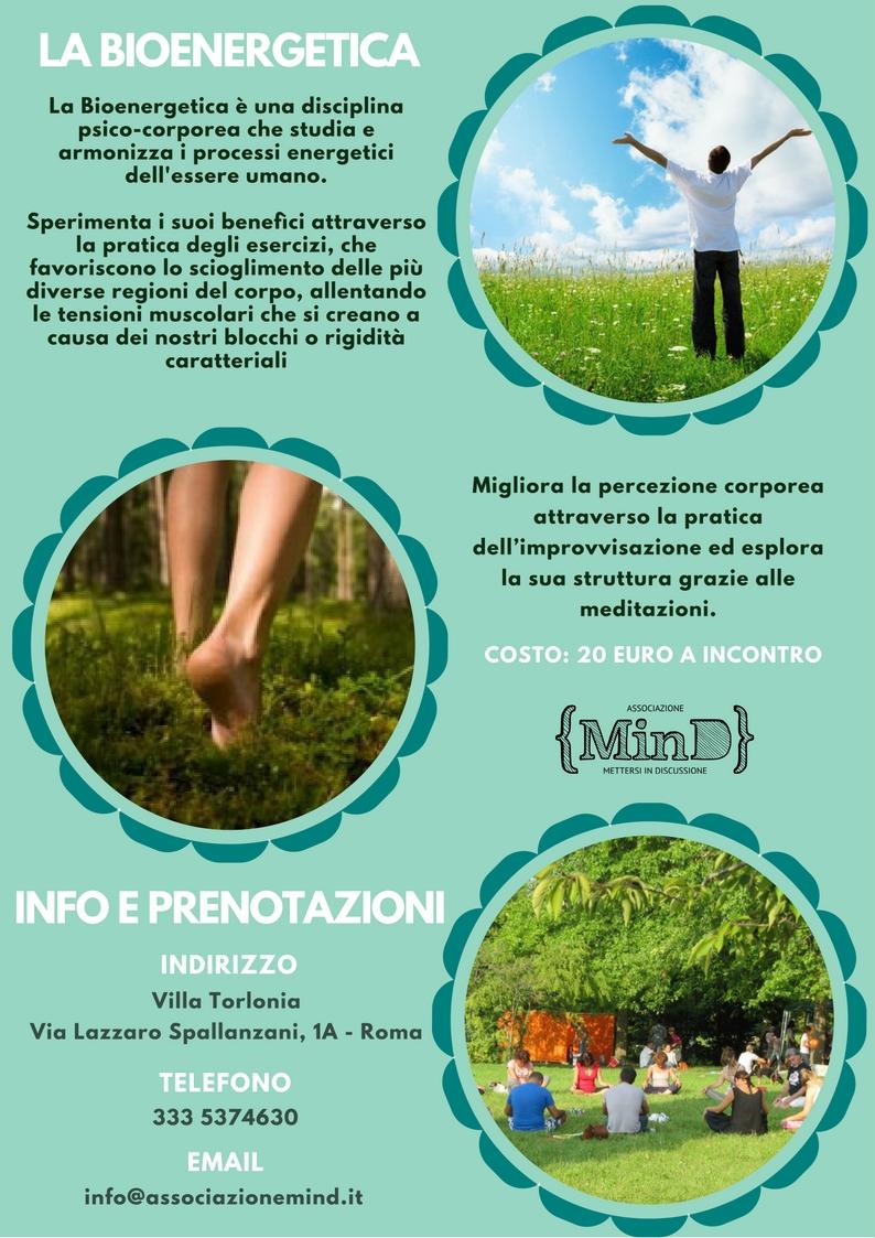 Bioenergetica