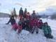 Girls group sliding 1
