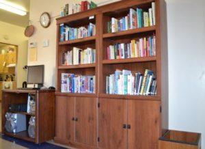 CABMN Lending Library bibliotheque publique