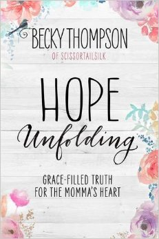 Hope Unfolding: A Book Review | Making the Most Blog