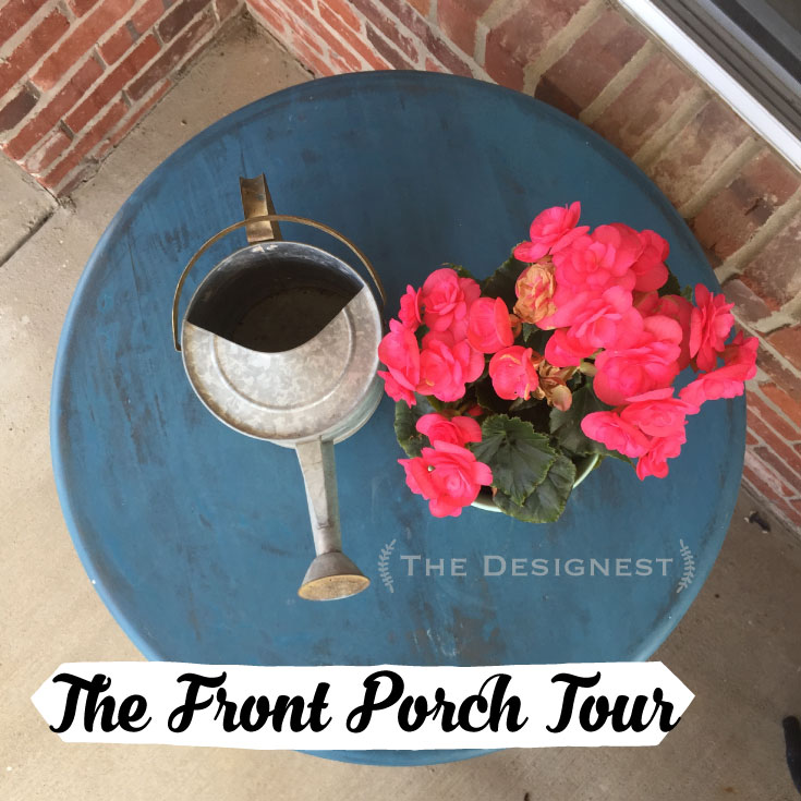 Tips & Tricks Tuesday Linkup #1: Front Porch Feature   Making the Most Blog