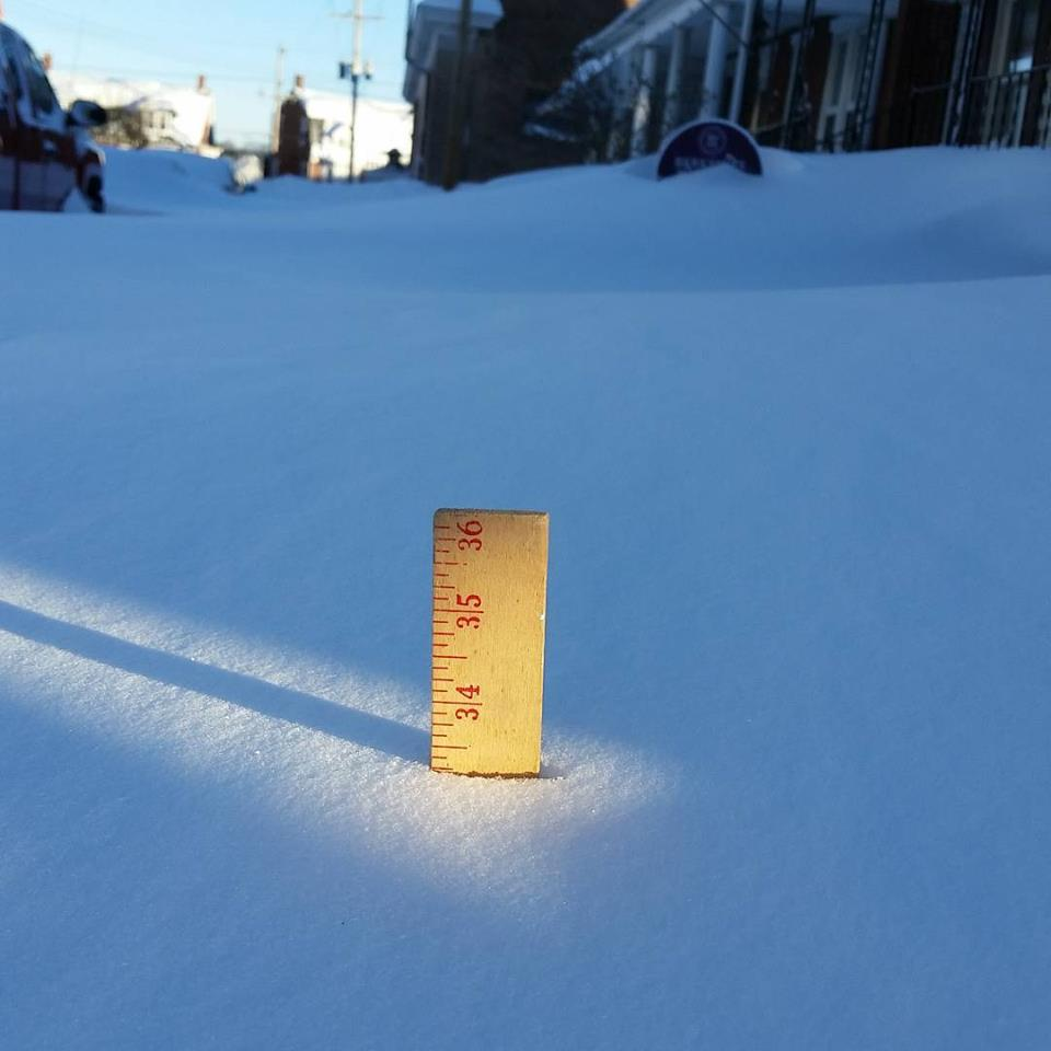 Blizzard of 2016 | Making the Most Blog
