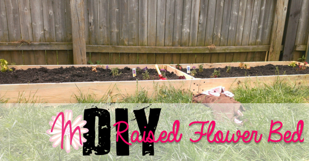 DIY Raised Garden Bed   Making the Most Blog