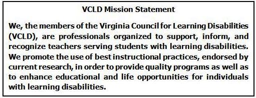 VCLD Mission
