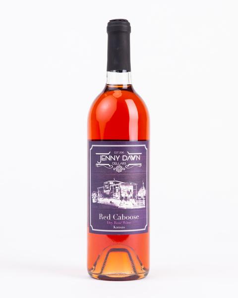 Jenny Dawn Cellars-Red Caboose Rosé