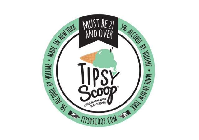 Tipsy Scoop Boozy Ice Cream