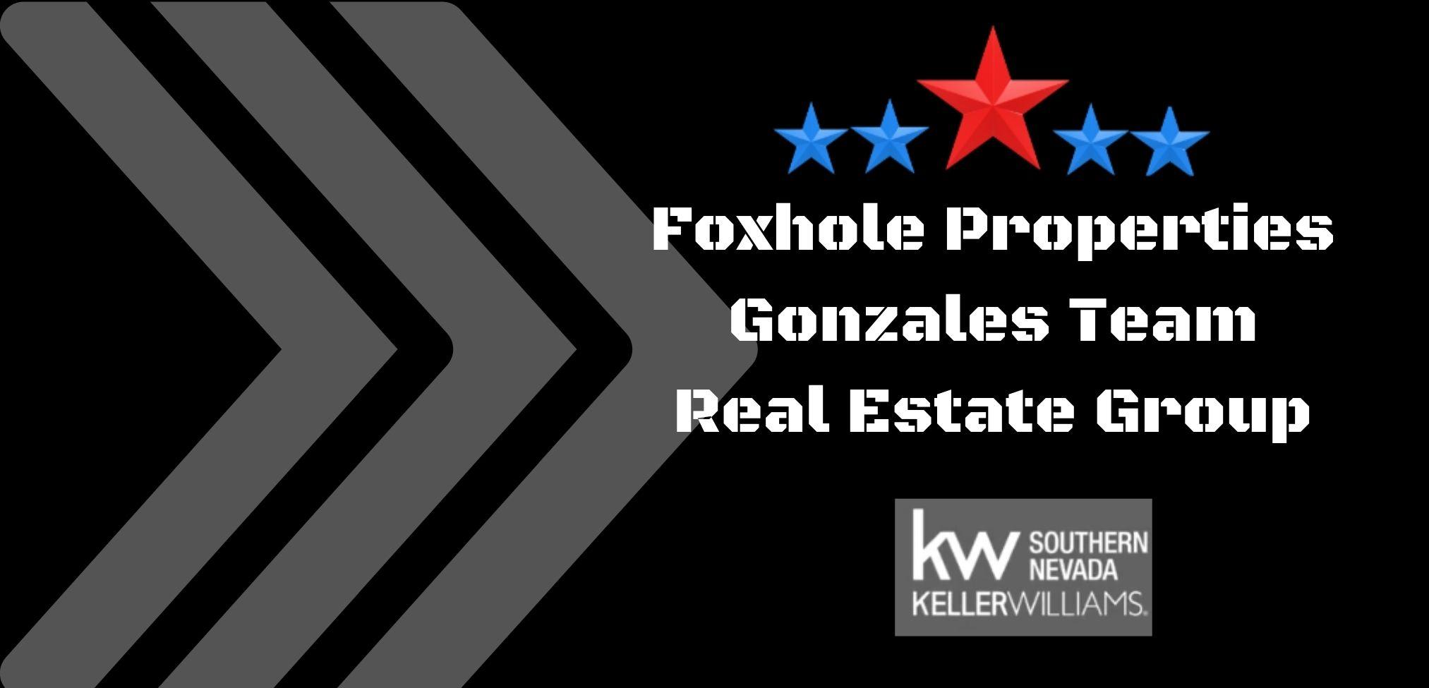 Foxhole Properties Gonzales Team