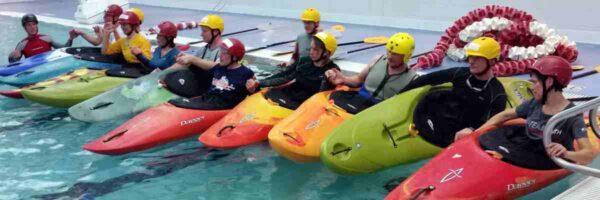 Winter Kayak Classes