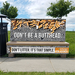 Don't Litter. It's That Simple.