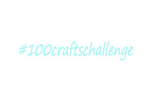 100craftschallenge