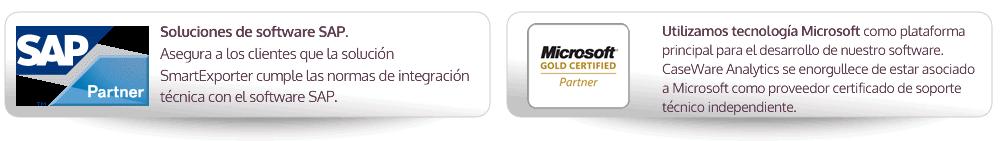 Certificados SAP y Microsoft