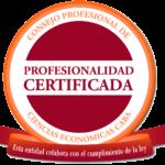 Profesionalidad Certificada- Consejo Profesional de Ciencias Económicas de la Ciudad de Buenos Aires