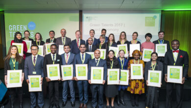Apply Now! Green Talents Competition now open