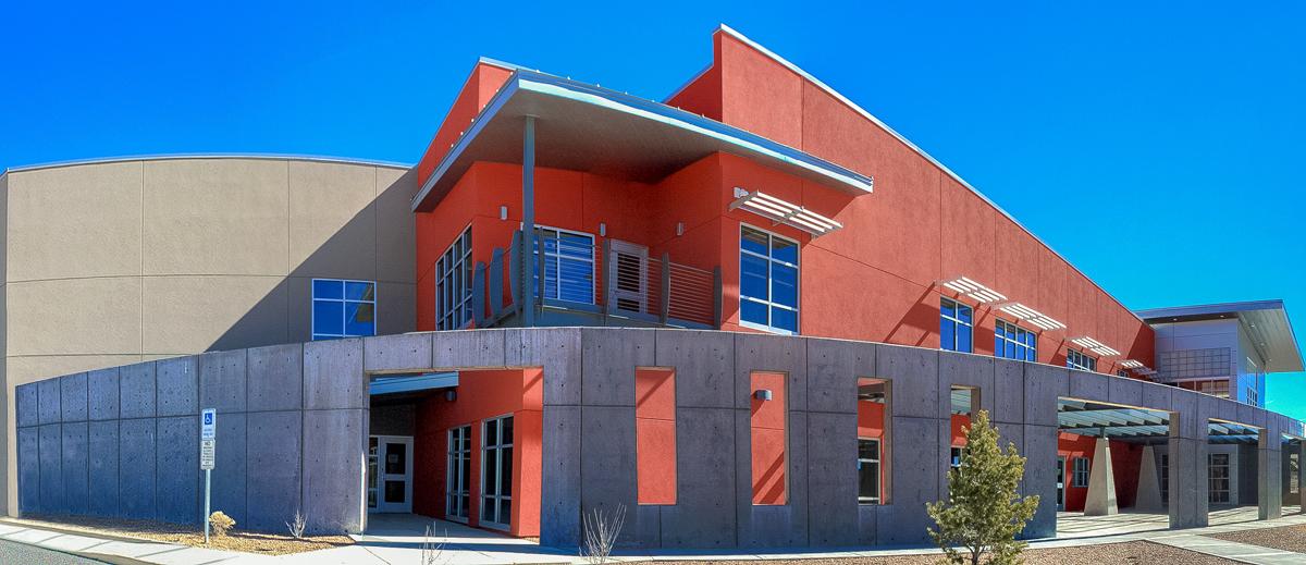 Navajo Nation Division of Transportation Office Complex