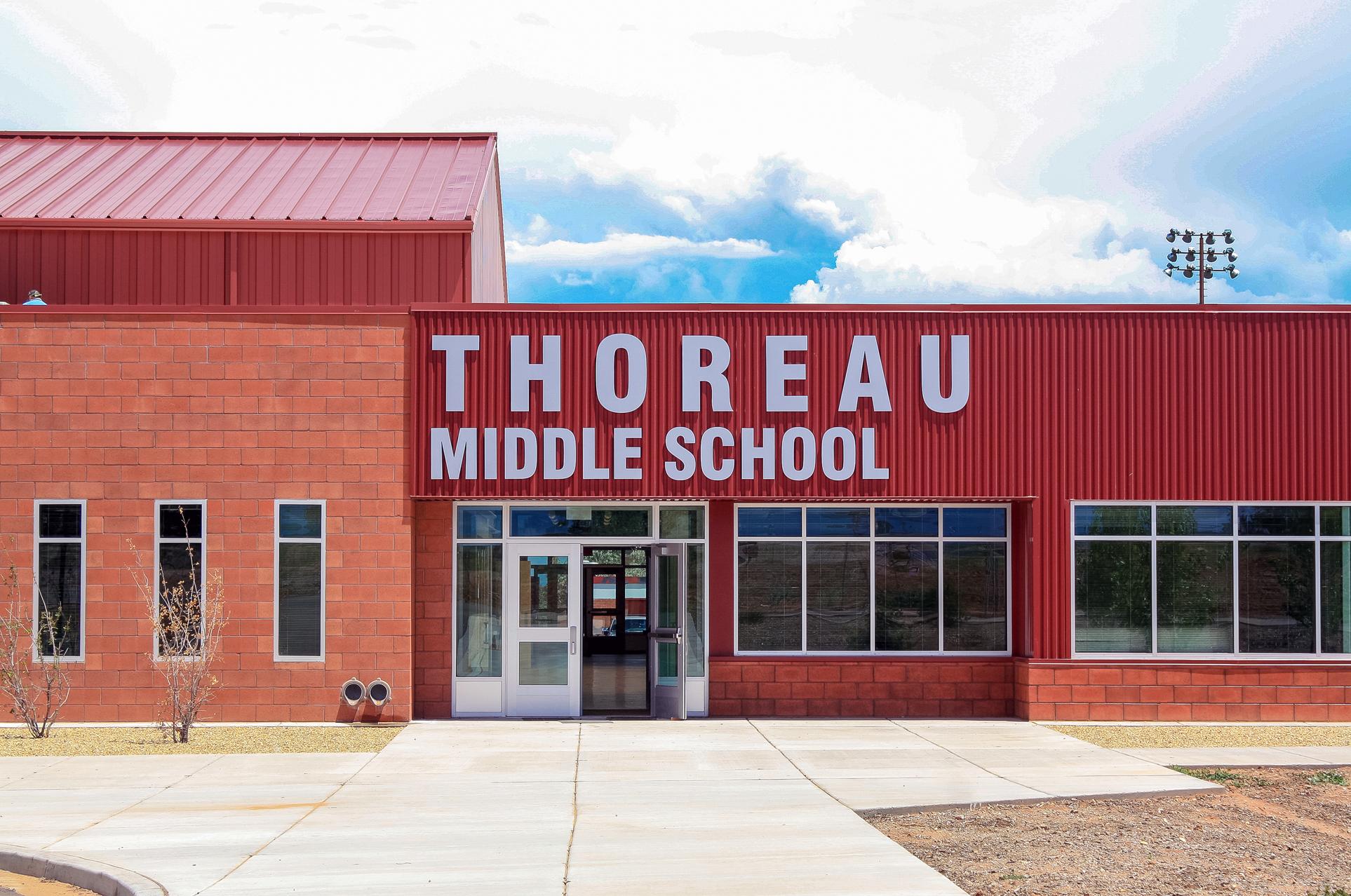 Thoreau Middle School