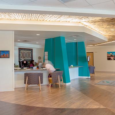 Nahata Dziil Health Center