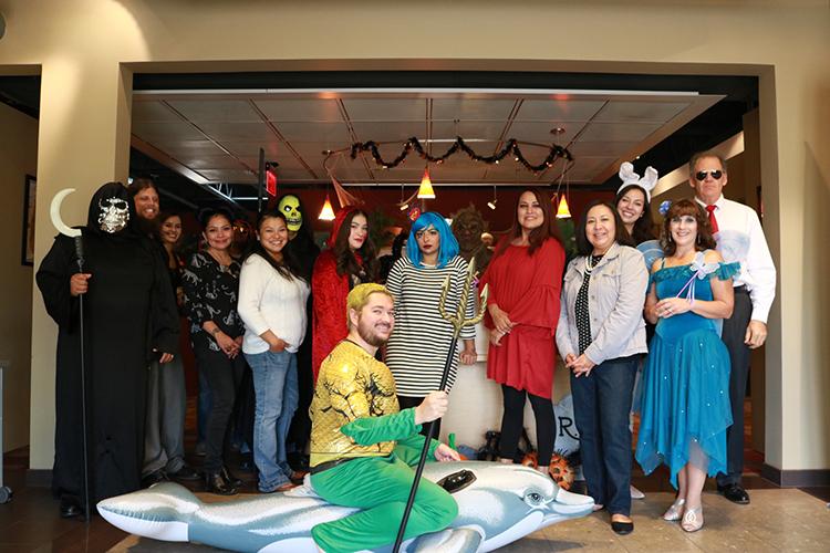 DMA Halloween 2016