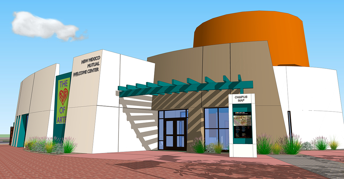 NHCC Welcome Center