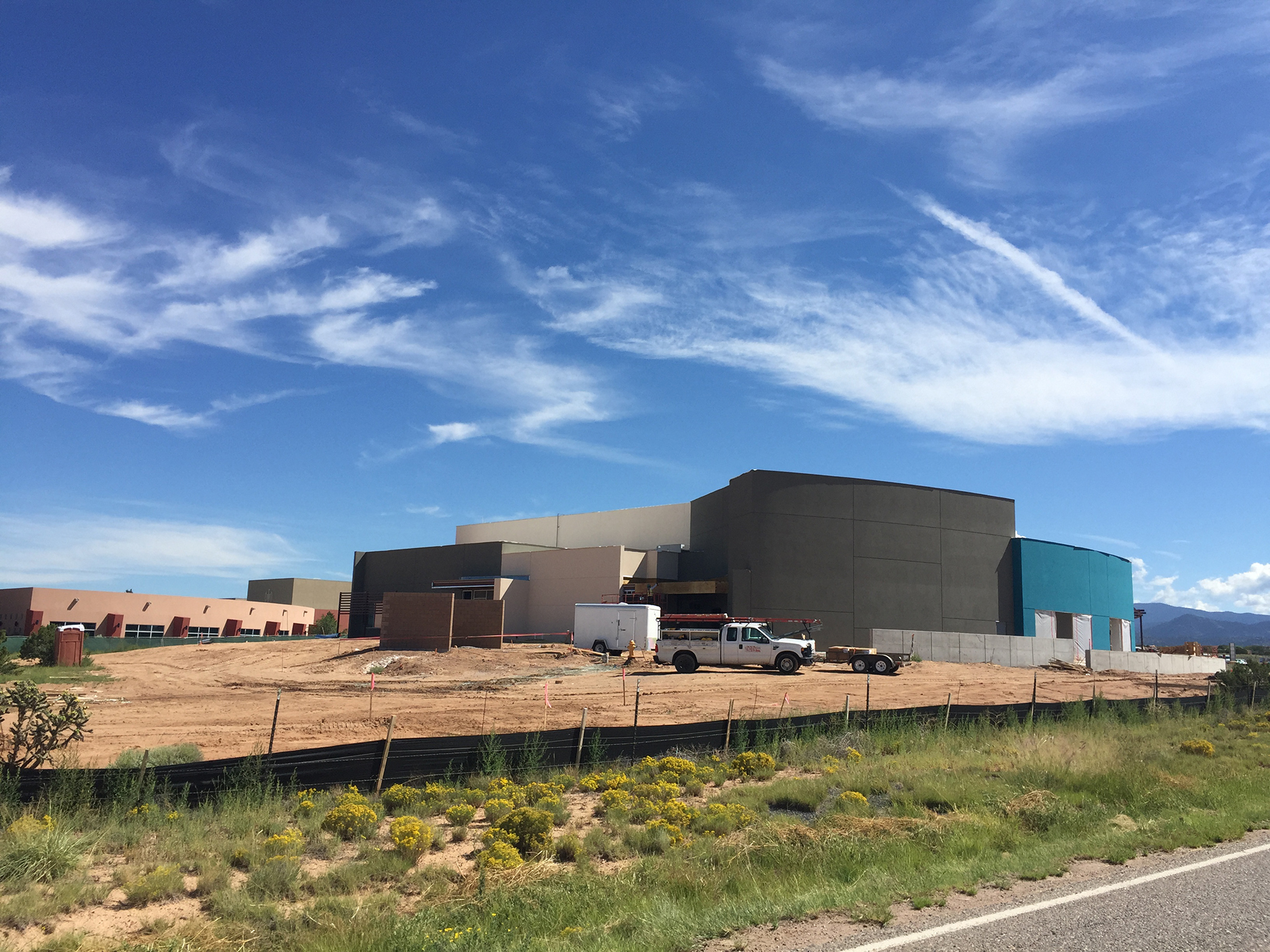 IAIA Multipurpose Center Construction