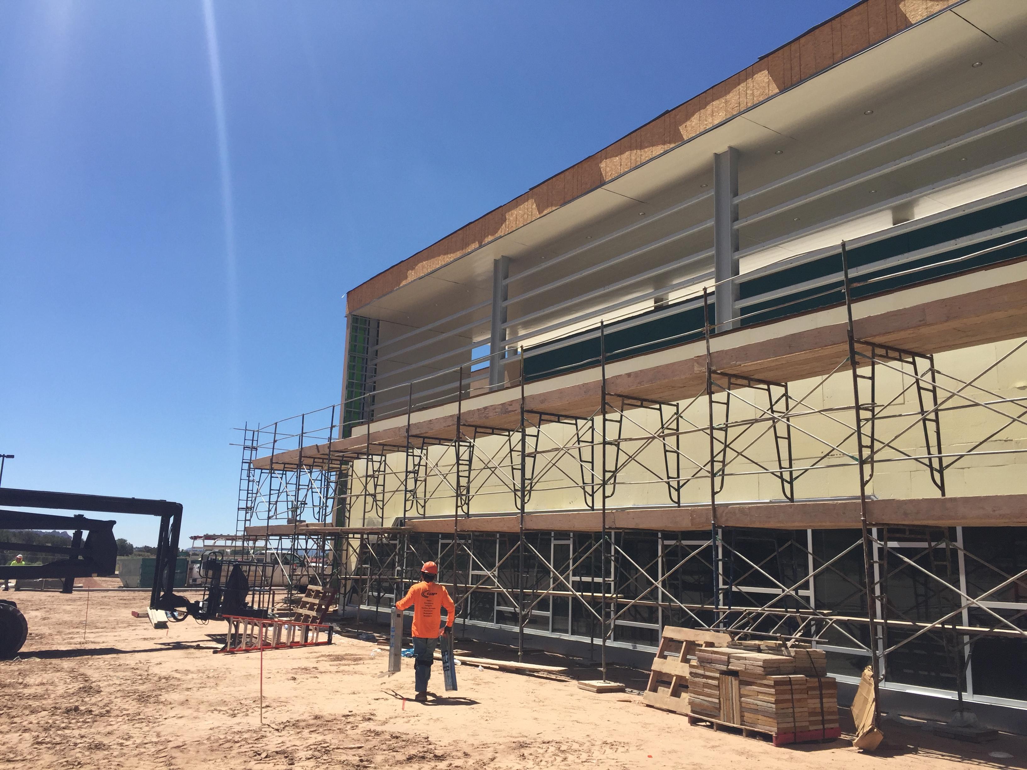 NTUA Construction 2