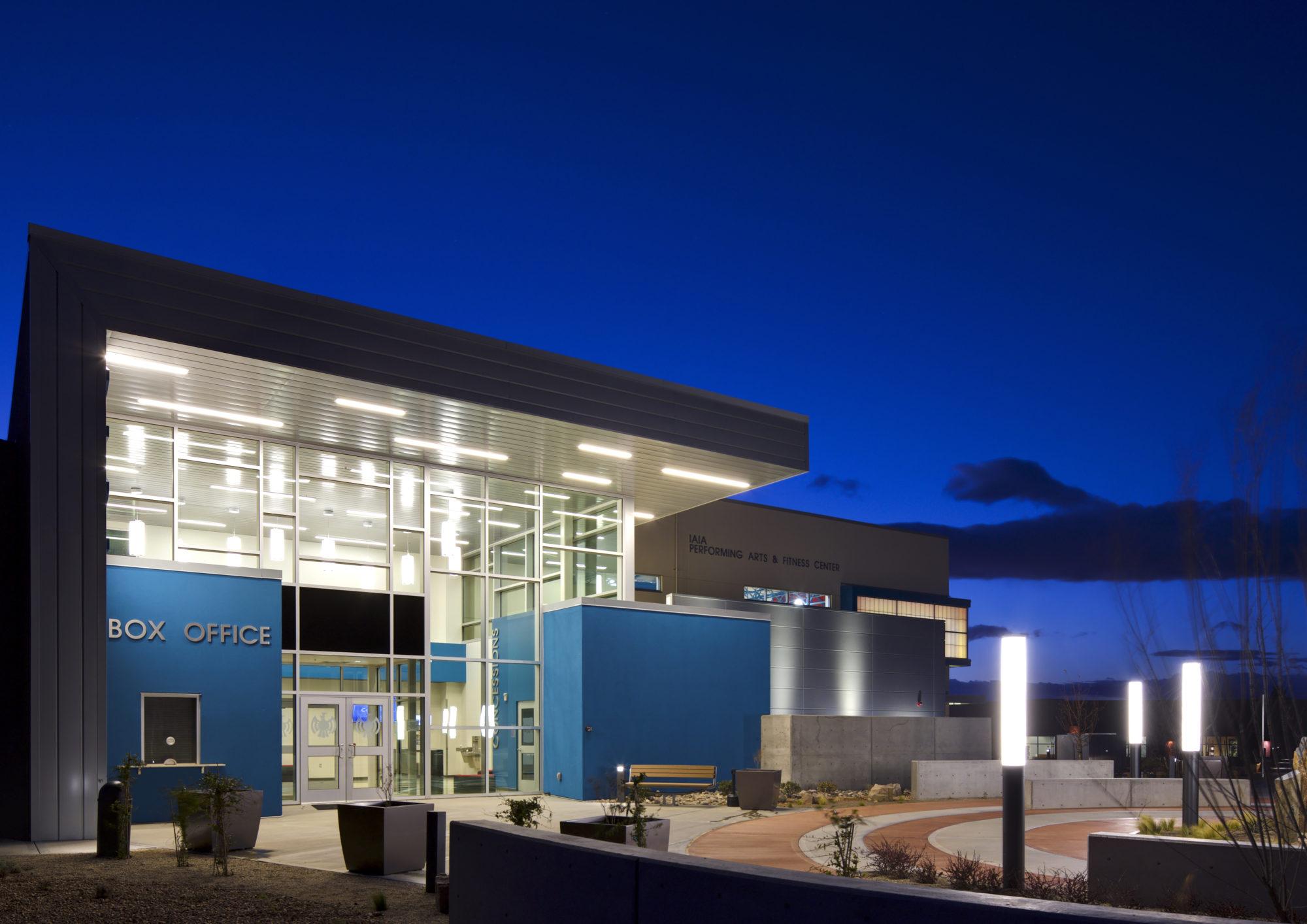 IAIA Multipurpose Performing Arts & Fitness Center 5