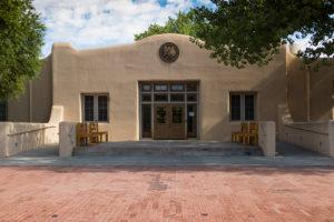 NHCC History & Literary Arts Building Exterior