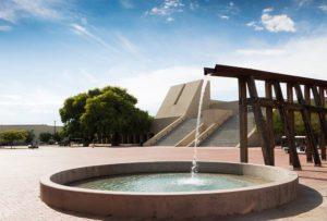 NHCC Plaza Fountain