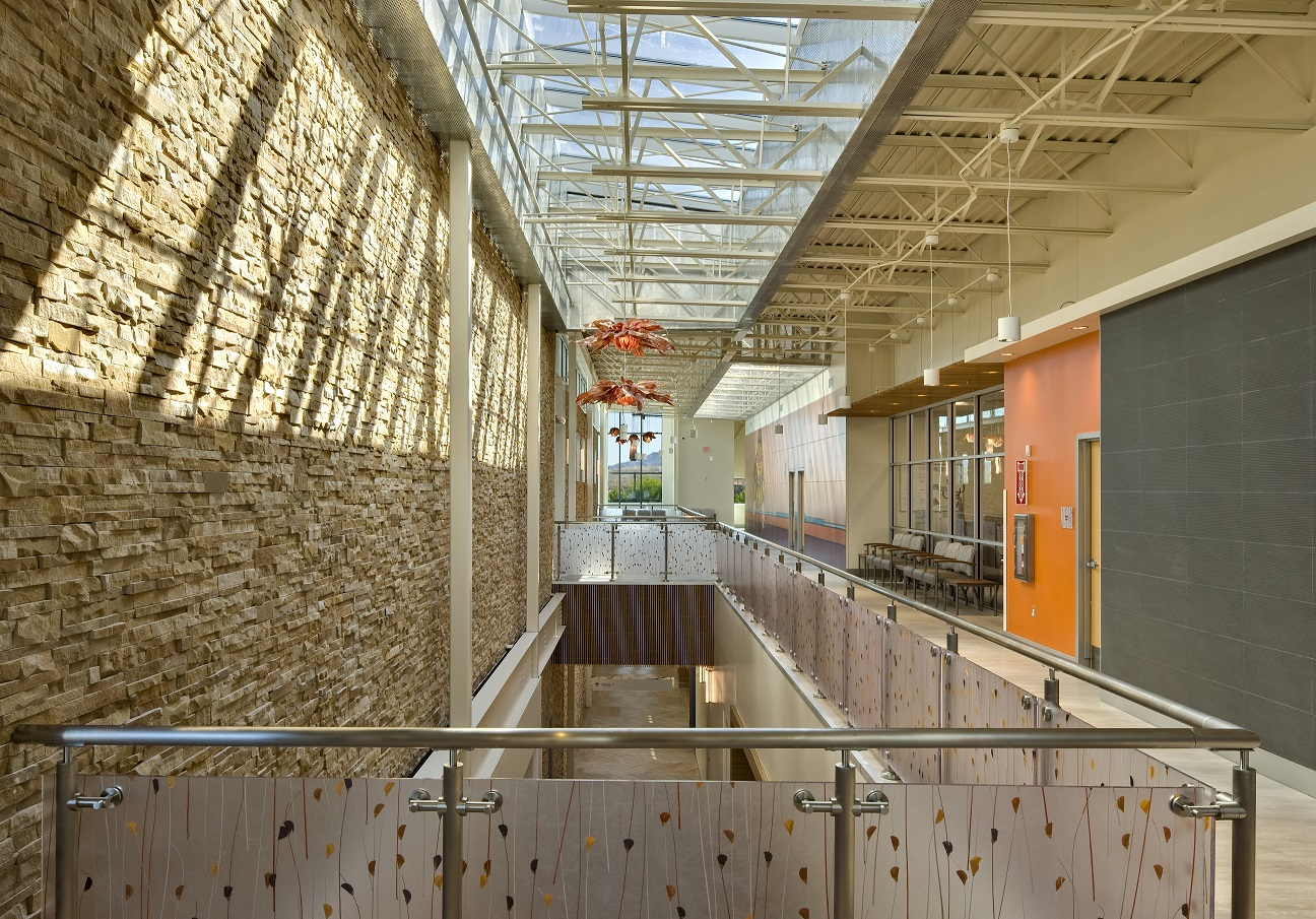 Montezuma Creek Health Center Second Floor