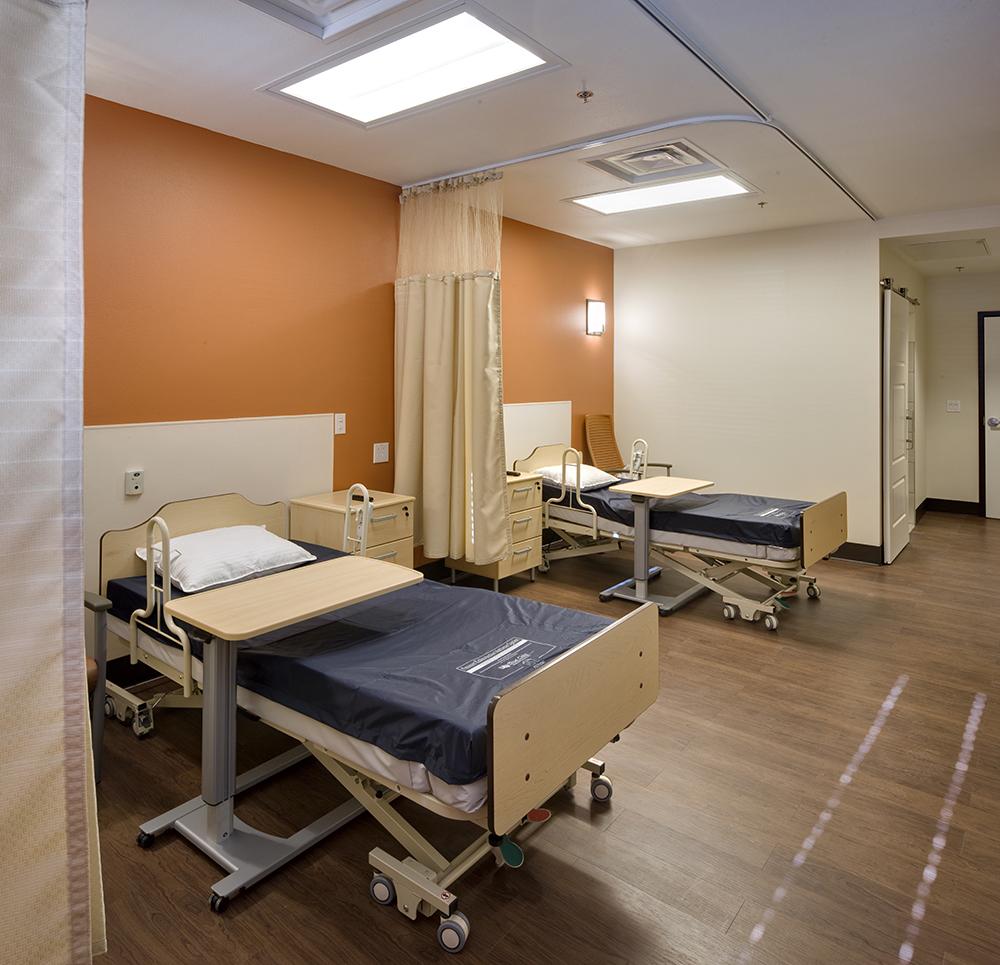 Chinle Nursing Home Bedroom