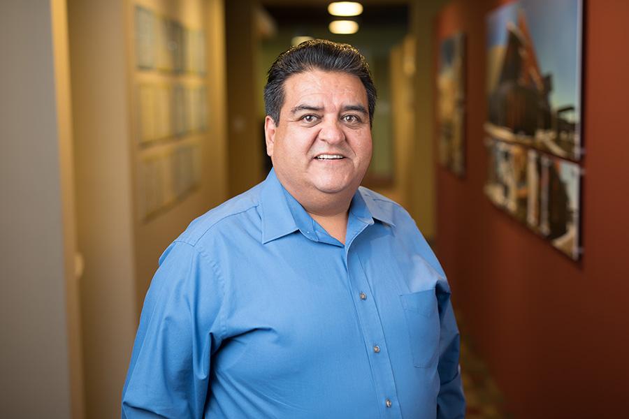 Armando Romero Jr., CSI, CDT