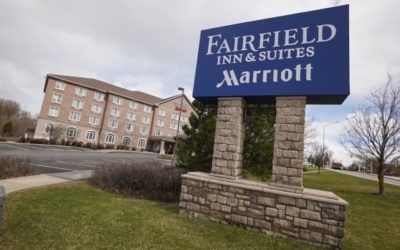 Kanata Marriott Being Retrofitted Into a COVID-19 Hospital Ward