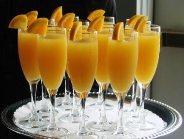 mimosa monday's